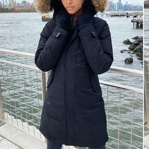 Aritzia TNA Aspen Parka/Coat/Jacket